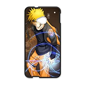 Naruto HTC One M7 Cell Phone Case Black psc excr