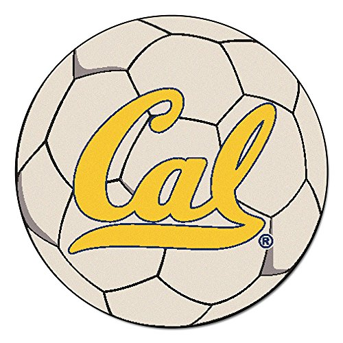 Buy fanmats uc berkeley golden bears soccer ball