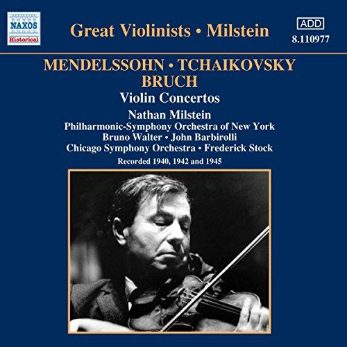 Violin Max Concerto Bruch - Mendelssohn: Violin Concerto in E minor, Op. 64 / Bruch: Violin Concerto No. 1 in G minor, Op. 26 / Tchaikovsky: Violin Concerto in D, Op. 35
