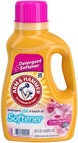Arm & Hammer + Softener