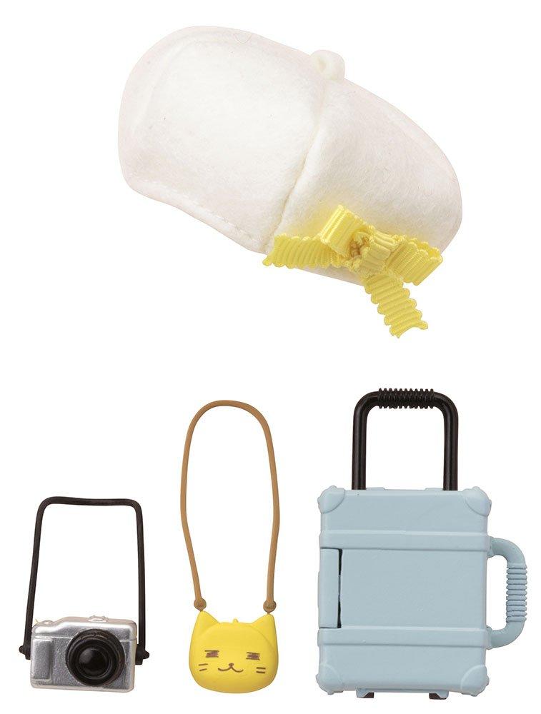 コトブキヤ キューポッシュえくすとら とらべるセット ペールアクア ノンスケール PVC&ABS&ポリエステル製 フィギュア用アクセサリー B00ZQI9BGU