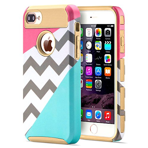 iPhone BAISRKE Powder Chevron Design product image