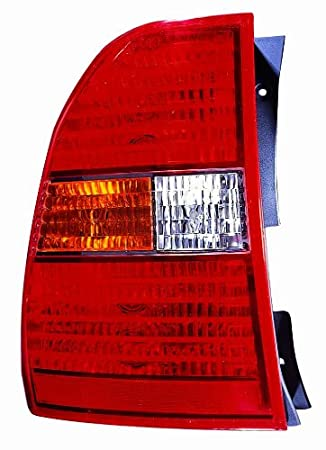 Amazon depo 323 1919l as kia sportage driver side replacement amazon depo 323 1919l as kia sportage driver side replacement taillight assembly automotive sciox Image collections