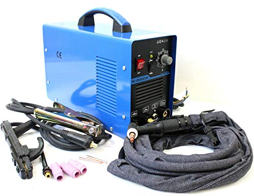 Offer Stronger, More Concentrated And More Stable Arc, Dual Voltage 110v 220v Welder 200 Amp TIG Torch Stick ARC Argon Gas Welding