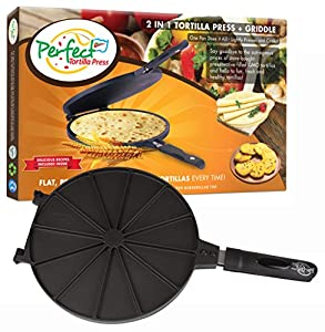 Perfect Tortilla Press and Maker – Beyond words. I first shape in my hands,