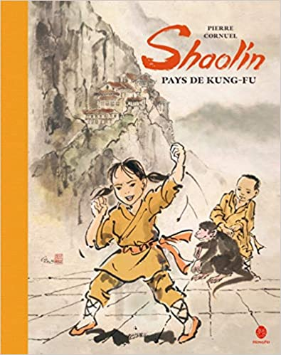 Shaolin, pays Kungfu