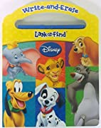 Disney Animal Friends Look & Find Write &…