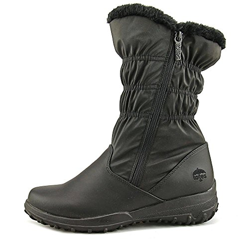 Wide totes Available Width Snow Double Womens and Black Boot Calf Wide Zip In Madina Bfwxr4q8fA