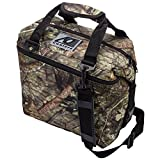 ao cooler vinyl - AO Coolers Canvas Soft Cooler with High-Density Insulation, Mossy Oak, 12-Can