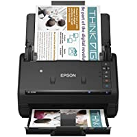 Epson Workforce ES-500W Wireless Color Duplex Document Scanner for PC and Mac, Auto Document Feeder (ADF)