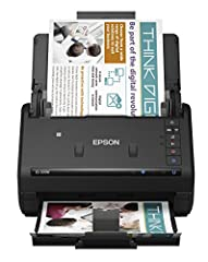 The WorkForce ES-500WR duplex document scanner makes it easy to organize your life ― and your finances. It comes with premium accounting features (1), and enables you to wirelessly scan documents, receipts and invoices to a PC, Mac, smartphon...