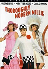 Not only is Thoroughly Modern Millie a zany romantic spoof of the Roaring Twenties, it's a musical that won an Oscar for Best Original Music Score! Julie Andrews stars as Millie, an innocent country girl who comes to the big city in search of...