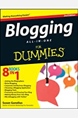 Blogging All-in-One For Dummies Kindle Edition