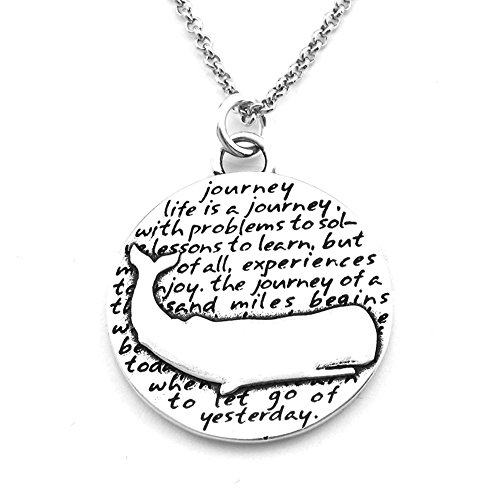 Kevin Anna Journey Sterling Necklace product image