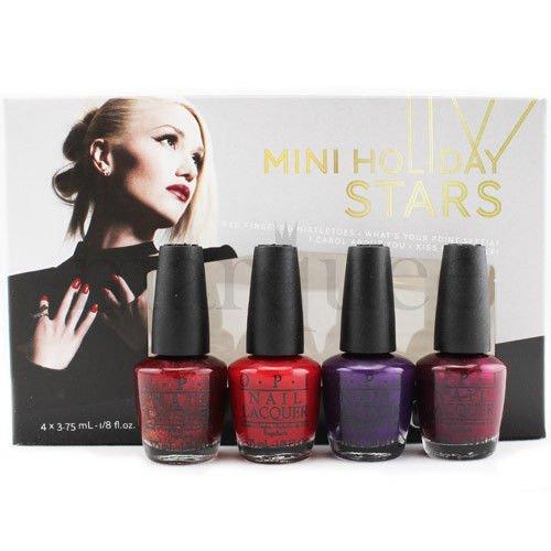 BPR Gwen Stefani 4-Pack Mini vacances Etoiles
