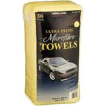 Kirkland Signature Ultra High Pile Premium Microfiber Towels (36-Pack)