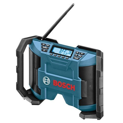 Bosch PB120-RT 12V Lithium-Ion Compact Jobsite Radio (Certified Refurbished) (Bosch Pb120 Compact Radio compare prices)
