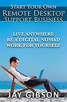 how to start your own computer support business