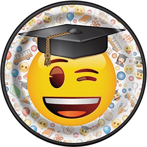 Unique Graduation Emoji Winking Grad w Cap 7