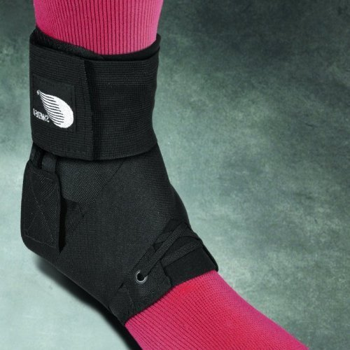 Swede-o Strap Lok Ankle Brace Medium Fit Mens 8-10, Womens 10-11 - Model 22113 - Each