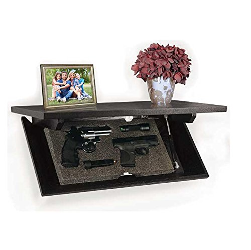 G&G 9005008 PS Products Concealment Shelf Espresso