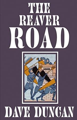 book cover of The Reaver Road