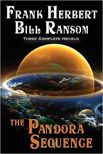Amazon com: The Pandora Sequence: The Jesus Incident, The