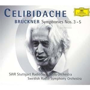 Symphonies 3-5 / Symphony 35 Haffner