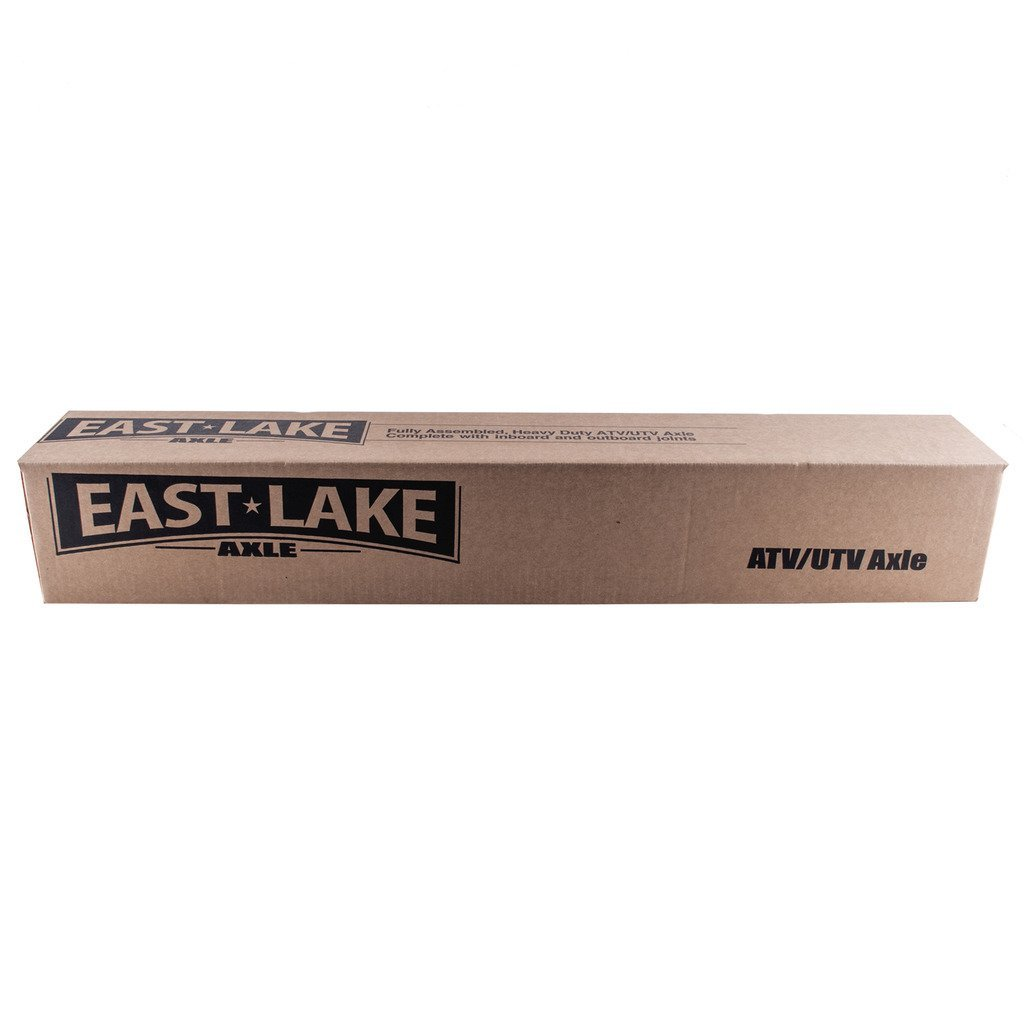 East Lake Axle rear right cv axle compatible with Yamaha Grizzly 660 2003 2004 2005 2006 2007 2008 5KM-2530T-13-00 5KM-2530V-11-00 by East Lake Axle
