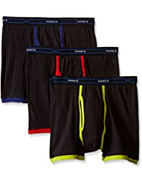 Hanes Men's Hanes Men's 3-Pack X-Temp Short Leg Active Cool Boxer Brief