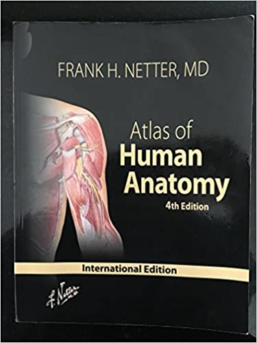 Atlas of Human Anatomy: MD Frank H. Netter: 9781416033851: Amazon ...