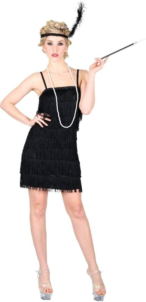 Disfraz Charleston, Cabaret, felices años 20 mujer. Chicago ...
