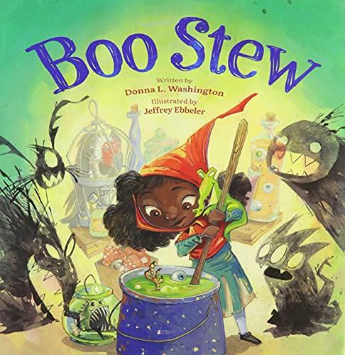 Book Cover: Boo Stew