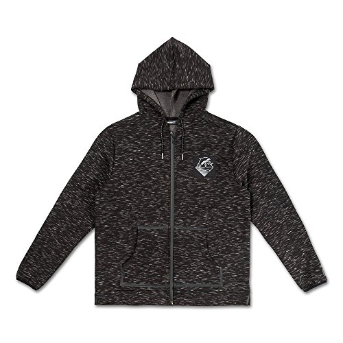 Pink Dolphin Oversized Tech Hoodie Black by Pink Dolphin