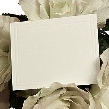 Amazon.com: En blanco tarjetas pequeñas – Florist Supplies ...