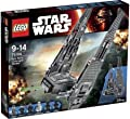 Lego Star Wars Kylo Rens Command Shuttle 75104 Building Kit from LEGO