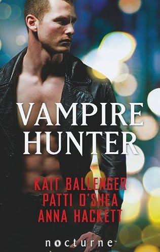 book cover of Vampire Hunter