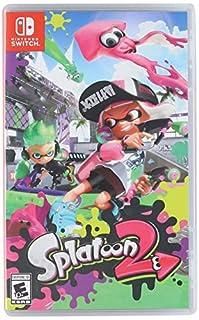 Splatoon 2 - Nintendo Switch (B01N9QVIRV)   Amazon Products