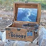 Pet Memory Box – Pet Keepsake Box – Memorial Box – In Memory – Sympathy Gift – Pet Memorial Pet Urn – Personalized Pet Urn – Pet Memory Chest Review