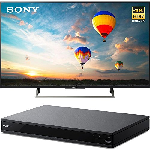 """Sony XBR49X800E 49"""" 16:9 4K HDR Edge Lit LED UHD LCD Android"""
