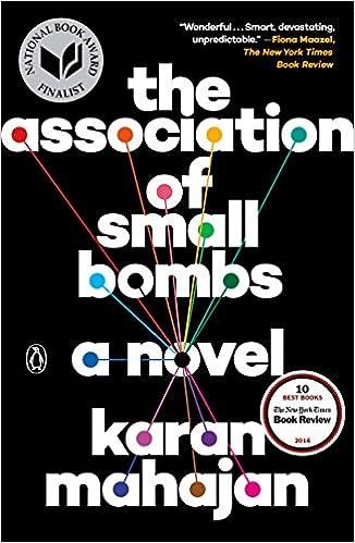 9f8fda4a9ef9 Amazon.com  The Association of Small Bombs  A Novel (9780143109273)  Karan  Mahajan  Books
