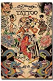 ED HARDY - JAPANESE Wall Poster