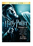 Harry Potter Years 1-6 Gift Set (Full Screen Edition)