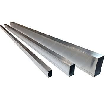 Amazon.com: Aluminum Metal Surface Cable Raceway - Size: 2\