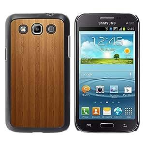 For Samsung Galaxy Win I8550 - Wood panel Texture Patern /Caja protectora de pl???¡¯????stico duro de la cubierta Dise???¡¯???¡Ào Slim Fit/ - Super Marley