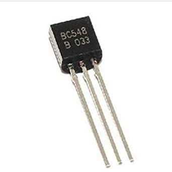 BC548B BC548 Transistor NPN TO-92 30V 100ma General Purpose