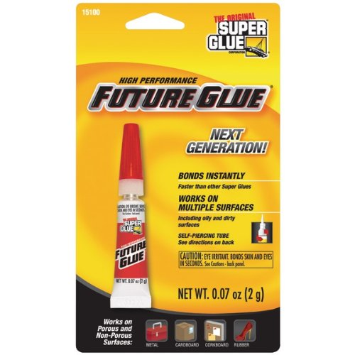 Future Footwear - SUPER GLUE 15100 Future Glue In Tube (2 GM)