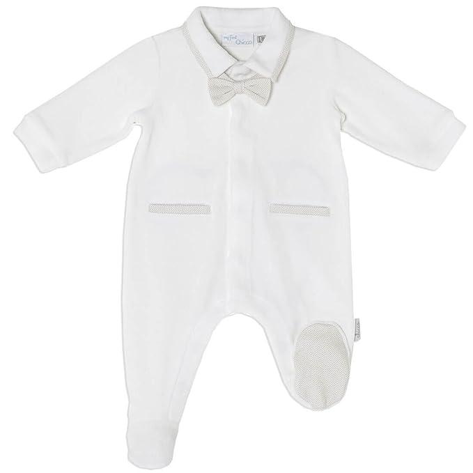 Chicco - Pelele - Básico - para bebé niño Weiß 44 cm: Amazon.es: Ropa y accesorios