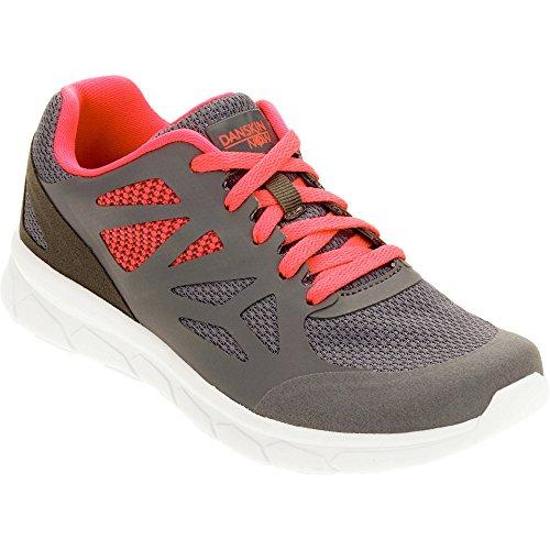 (Danskin Now Women's Lightweight Tech Running Shoe, Grey (11 (M) US))