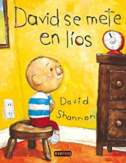 David Se Mete En Lios/David Gets in Trouble (Coleccion Rascacielos) (Spanish